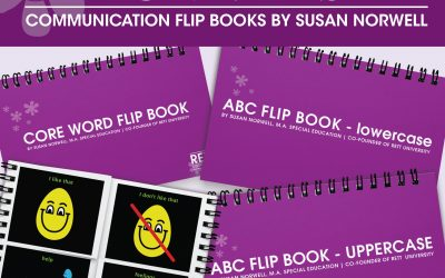 Communication Flip Books