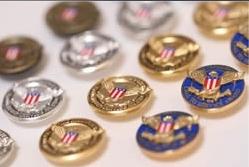 president award medals