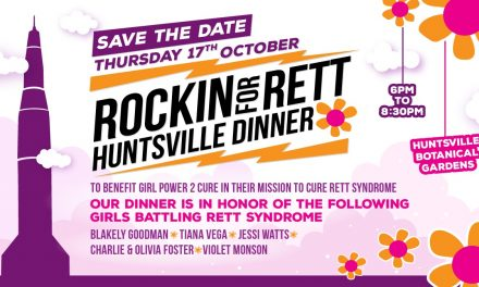 2nd Annual Rockin' for Rett Huntsville Dinner