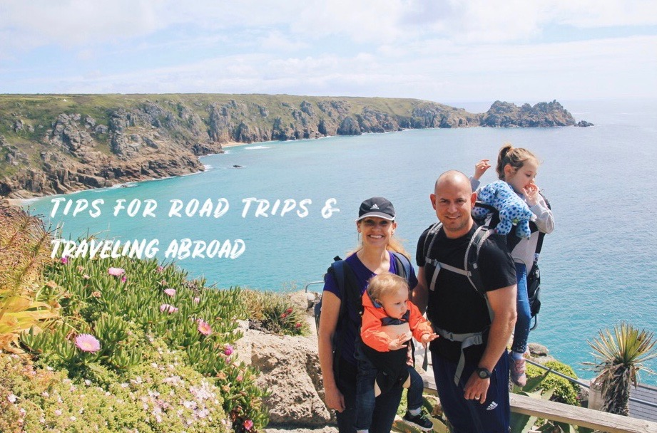 Summer Fun: Road Trips and Going Abroad