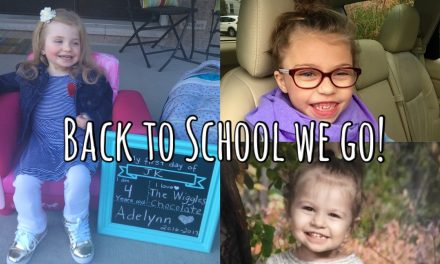 Back to School: The First Day of School