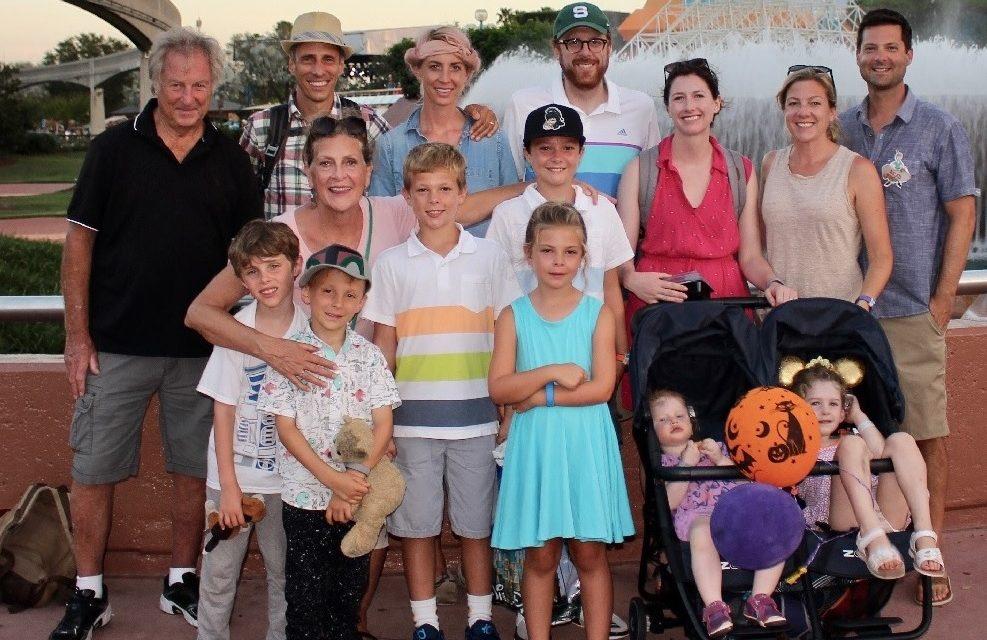 Family Spotlight: Meet the Domols