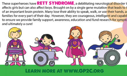 Rett Syndrome Awareness Month Is Here!