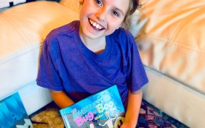 Mom on a Mission:  Our Journey from Rett Syndrome Diagnoses to Children's Book Series