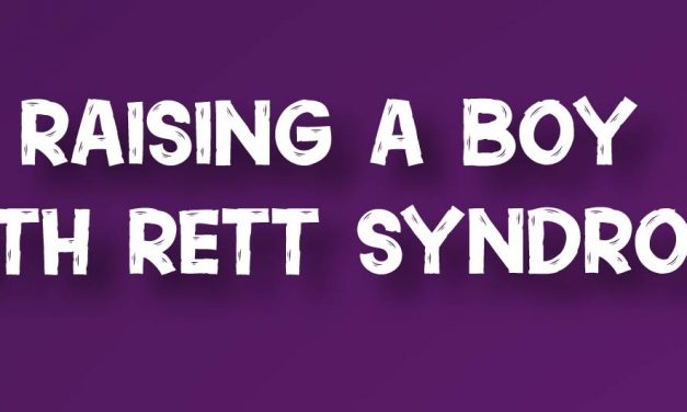 Raising a Boy with Rett Syndrome – The Ferdinandsens