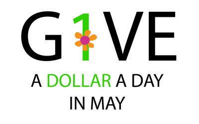 G1ve a Dollar-a-day in May