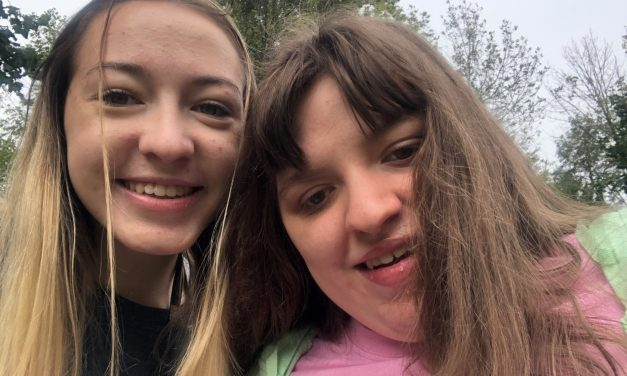 """""""The Looks""""; A communication journey with my Rett Syndrome sister"""