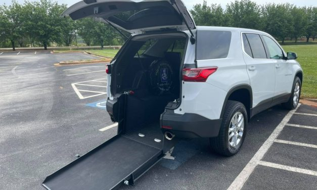 Wheelchair Accessible Vehicles – Part 4